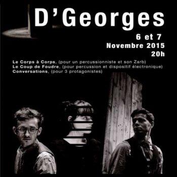Affiche d'Georges