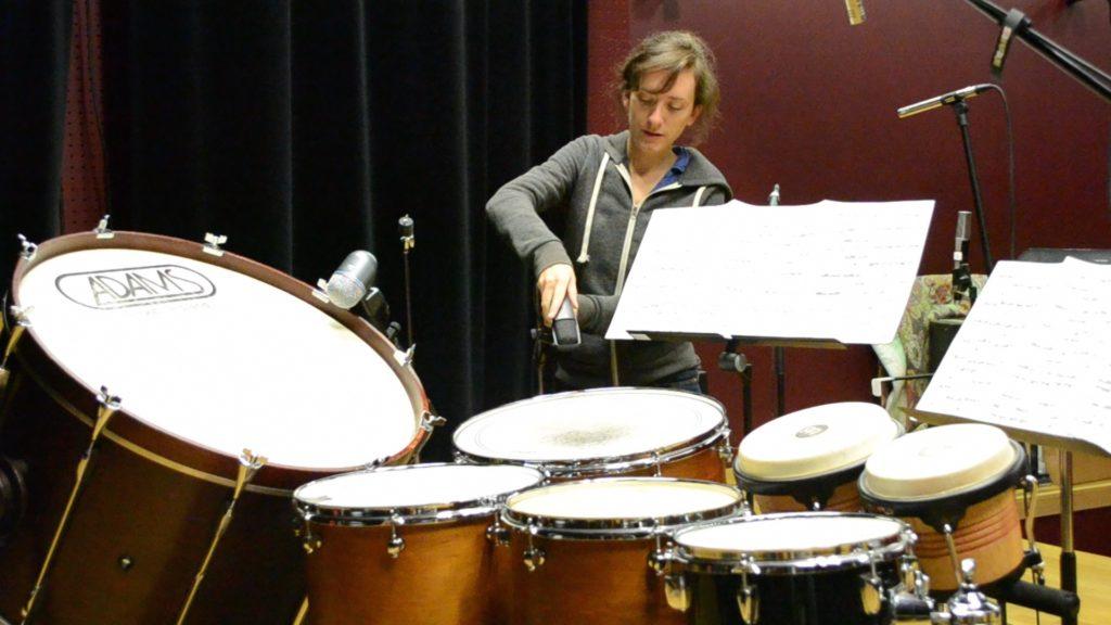 Matilde Genas, enregistrement